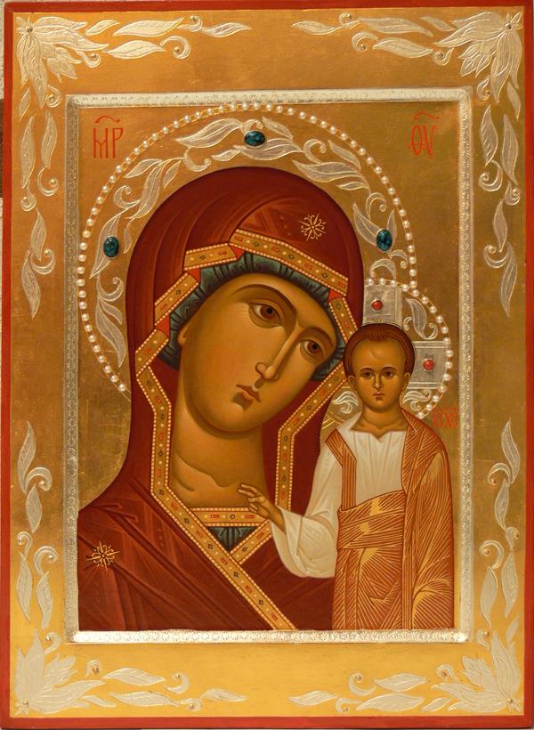 Царица Небесная Казанская