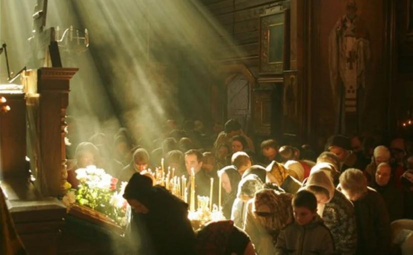 Время молитвы и покаяния